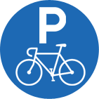 Parque a bicicleta